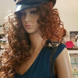 Lush Dresses - Teal Knit Dress/Tunic Womens Medium
